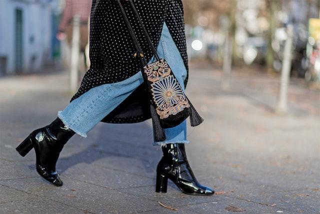 sapato feminino ideal para trabalhar