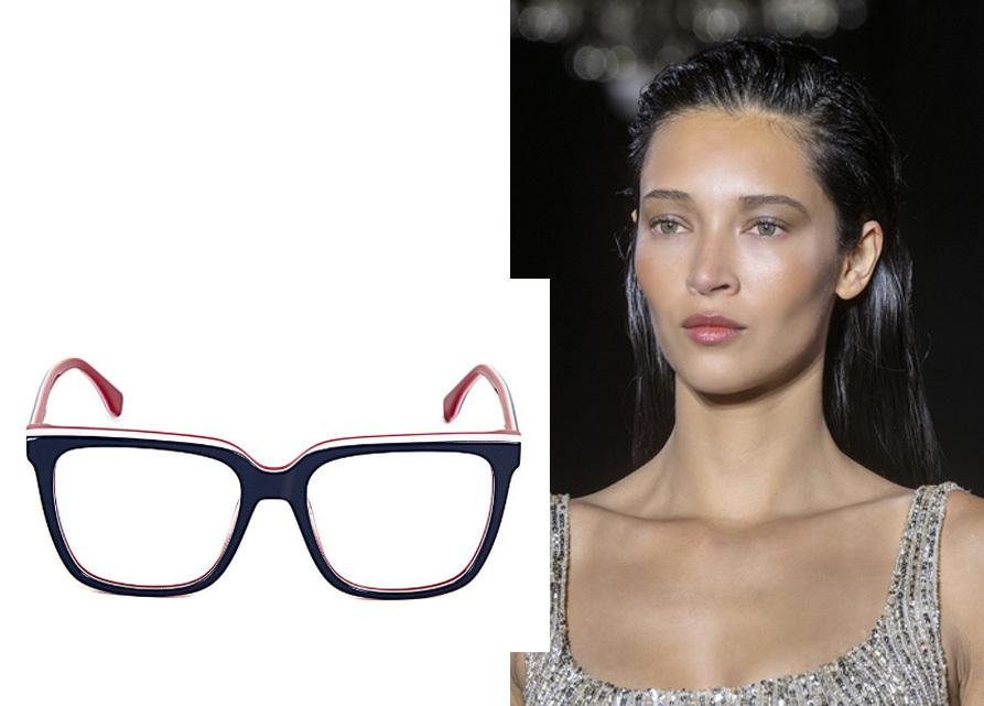 melhores penteados para quem usa óculos